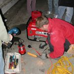 Home Restoration: Working with electricity